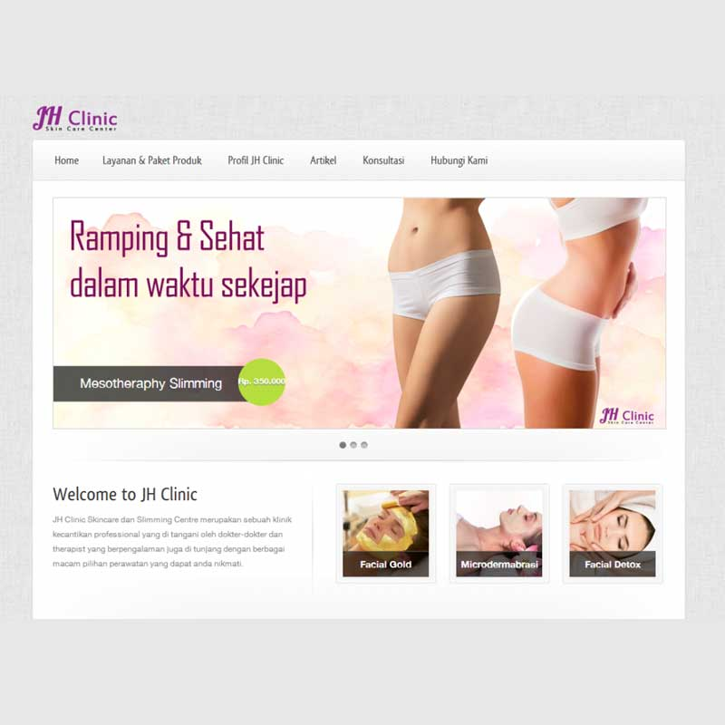 jasa-desain-website-klinik-kecantikan