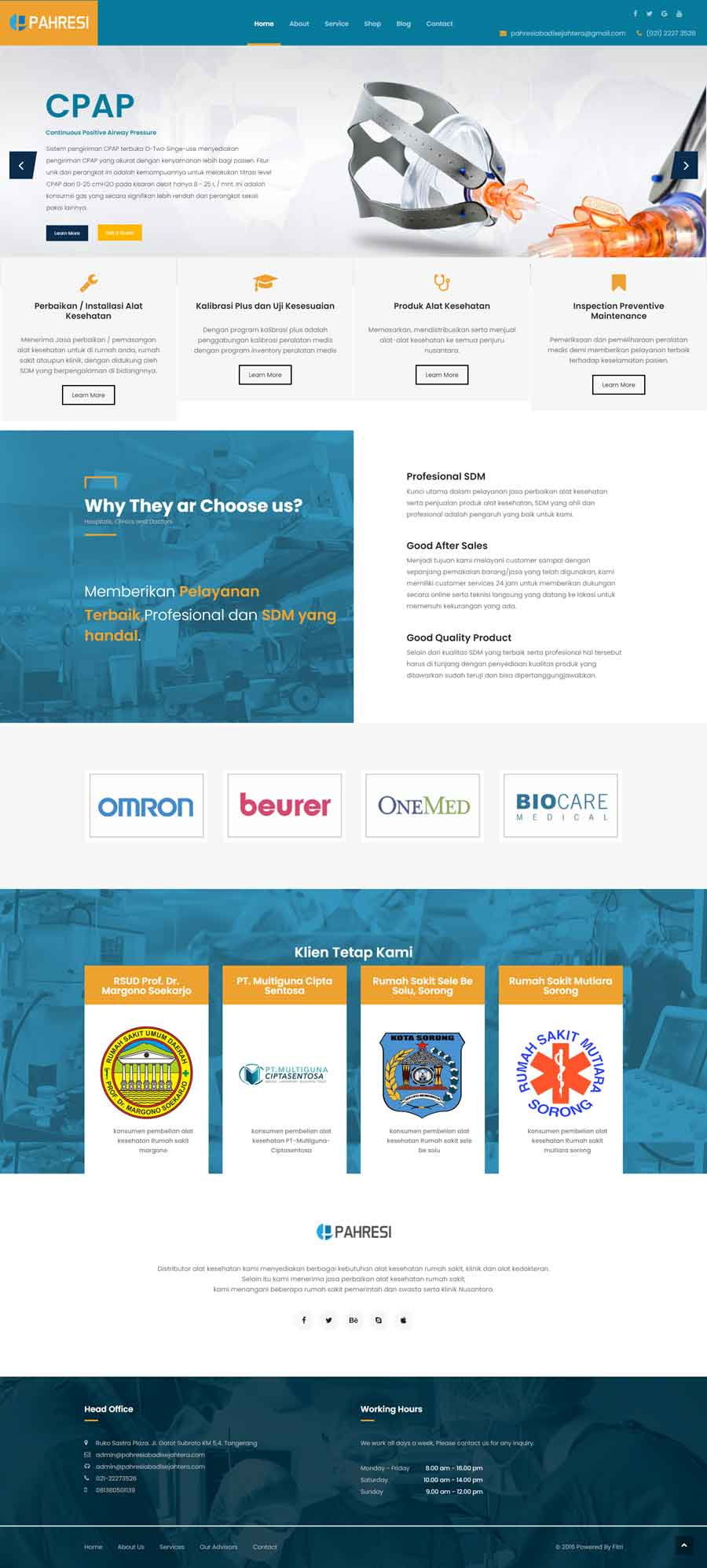 website-alat-kesehatan